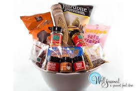 Movie Night Gift Basket Ideas Gift Baskets Boxes Well Seasoned