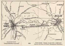 Map Of Dallas Ft Worth Area by 1963 Eastern Hills High Ehhs Highlanders Early Dfw Maps
