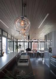 le suspension cuisine design choisissez la suspension en verre pour faire impression et