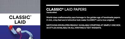 Resume Paper Without Watermark Laid Paper Classic Laid Papers Neenah Paper