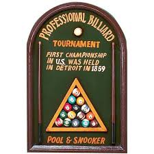 pool table wall art professional billiard wall art