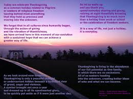 happy thanksgiving reflections of riverman