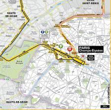 Notre Dame Campus Map Tour De France Vorschau Auf Etappe 21 U2013 Ehrenrunde U0026 Sprint Royal