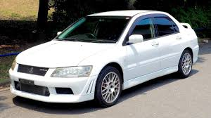 mitsubishi japan 2002 mitsubishi lancer evolution 7 gt a canada import japan