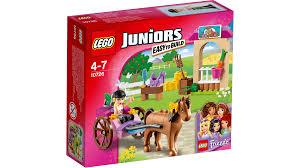 10726 stephanie u0027s horse carriage lego juniors products lego