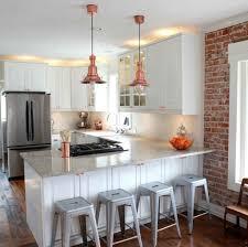 Lighting Idea For Kitchen Kitchen Peninsula With Pendant Lighting Ideas Kutsko Kitchen