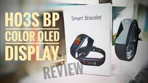 oled bracelet review images H03s bp color oled display smartband review indonesia 2018 jpg