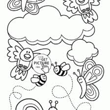 free coloring pages spring animals archives mente beta