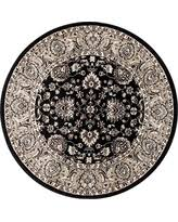 Round Woven Rugs Black Friday Deals On Round Black Area Rugs