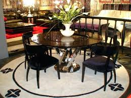 lazy susan dining table lazy susan for dining table round dining room table with lazy s