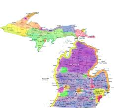 Michigan Map Outline by Stereotype Map Of Michigan Lol Pinterest