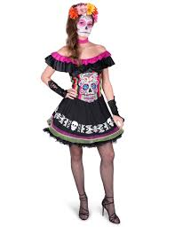 day of the dead costumes mariachi day of the dead costume for women adults costumes and