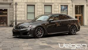lexus gsf custom cool lexus isf for lexus isf on velgen wheels s on cars design