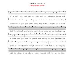 the chant café prayer of thanksgiving