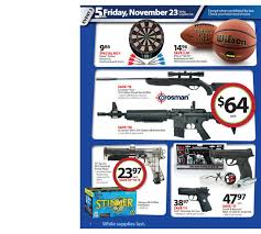 black friday gun deals walmart black friday 2012 ad scan u0026 deals