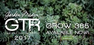 Gardening Trends 2017 The Garden Plot 2017 Garden Trends Report Grow 365 Highlights