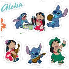 aloha ohana print share adorable lilo u0026 stitch