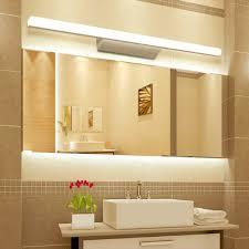 Led Bathroom Mirror by 2017 Modern Style Wall Mounted Ip65 Waterproof Mirror Wall Light