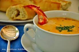Lobster Bisque Recipe My Carolina Kitchen Lobster Bisque