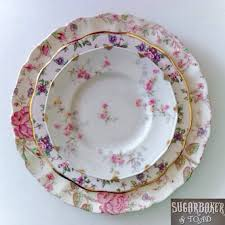 mismatched plates wedding tips for collecting mismatched china sugarbaker toad