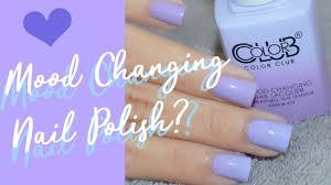 mood changing nail polish youtube