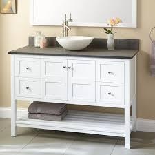 glass vessel sinks costco bathroom vanities distance between