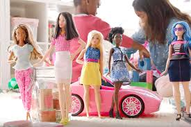 Barbie Hello Dreamhouse Walmart Com by Barbie Gets Tech Savvy With Wi Fi Enabled Dreamhouse