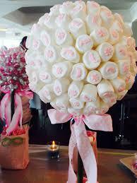 Baby Shower Flower Arrangements Centerpieces Baby Shower Marshmallow Flower Arrangement Party Ideas