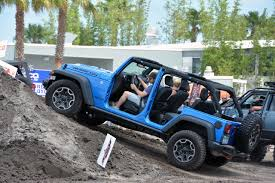 jeep grey blue 2016 jeep wrangler unlimited rubicon test drive review