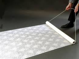 white aisle runner aisle runners 50 white with floral pattern disposable resale