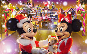 excellent collection christmas disney wallpaper hdq cover