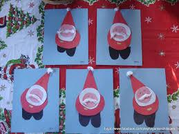 christmas art projects for kindergarten ne wall