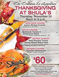 thanksgiving m shula u0027s steak house u2013 naples floridathanksgiving at shula u0027s naples