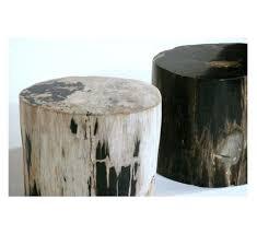side table wood stump side tables tree coffee wood stump side