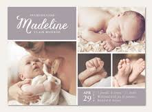 birth announcements birth announcements simply to impress