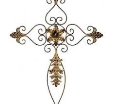 decorative crosses for wall metal cross wall decor decor