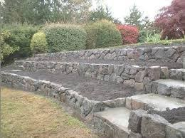 Tiered Backyard Landscaping Ideas Image Result For Side Sloped Backyard Landscaping Gardens