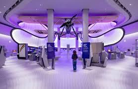 zaha hadid interior mathematics gallery at the science museum designed by zaha hadid