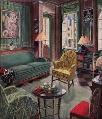 Vintage Home Decor Pinterest 114 Best 1920s Home Decor Images On Pinterest Vintage Interiors