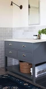 best 25 vanity units ideas on tiled bathrooms grey