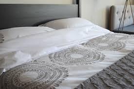 bedding set trendy grey cotton sheet set marvelous grey cotton
