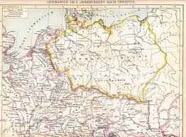 germania map 1902 territory of magna germania in the 2nd century b c
