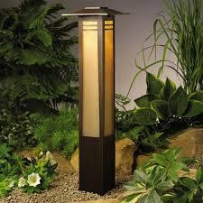 kichler lighting kichler zen garden column path light Kichler Outdoor Lighting