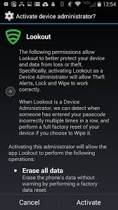 lookout android lookout premium review outstanding anti theft protection for