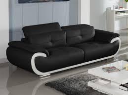 canapé cuir bicolore canapé et fauteuil en cuir 4 coloris bicolores smiley