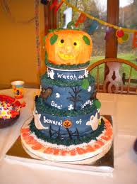 Halloween First Birthday Cakes by Halloween Themed 1st Birthday Cake Cakecentral Com Halloween