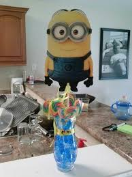 minions centerpieces minion centerpieces minion birthday party