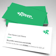 business card v001 pack of 250
