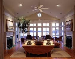 can lights in living room recessed lighting living room fireplace living