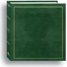 magnetic page photo album pioneer lm100 magnetic photo album 100 page green ebay